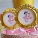 Vintage Baby Doll Baby Shower on Kara's Party Ideas | KarasPartyIdeas.com (1)