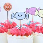 Candy Parade Birthday Party on Kara's Party Ideas   KarasPartyIdeas.com