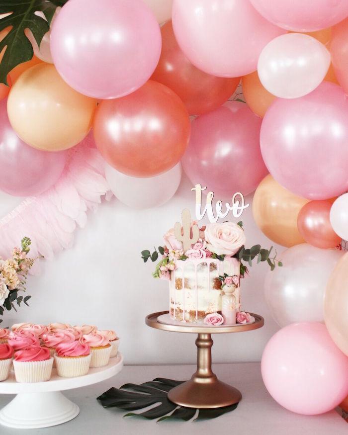"Kara's Party Ideas ""Let's Fiesta"" 2nd Birthday Party"