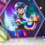 """""""Miles from Tomorrowland"""" Inspired Outer Space Birthday Party on Kara's Party Ideas 