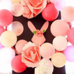"""Somebunny's One"" First Birthday Party on Kara's Party Ideas | KarasPartyIdeas.com (1)"