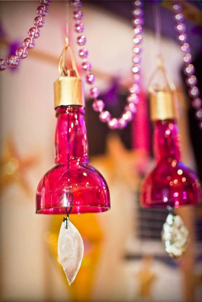 Lights from an Arabian Nights Birthday Party on Kara's Party Ideas   KarasPartyIdeas.com (11)