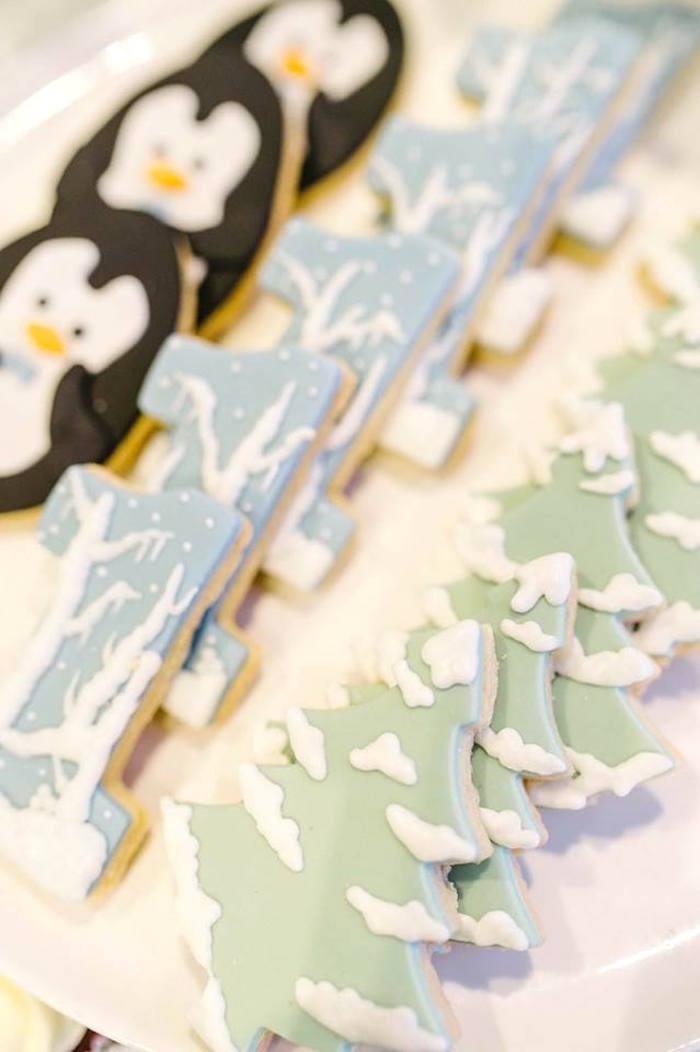 Kara's Party Ideas Arctic Animal Birthday Party | Kara's ...