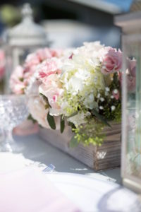 Blooms from a Boho Rustic Chic Engagement Party on Kara's Party Ideas | KarasPartyIdeas.com (39)