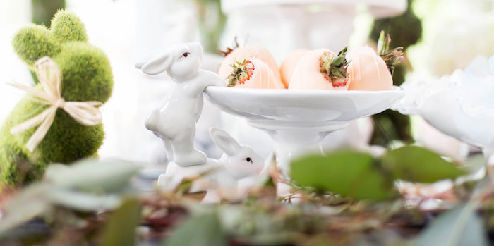 Bunny Baby Shower on Kara's Party Ideas | KarasPartyIdeas.com (4)