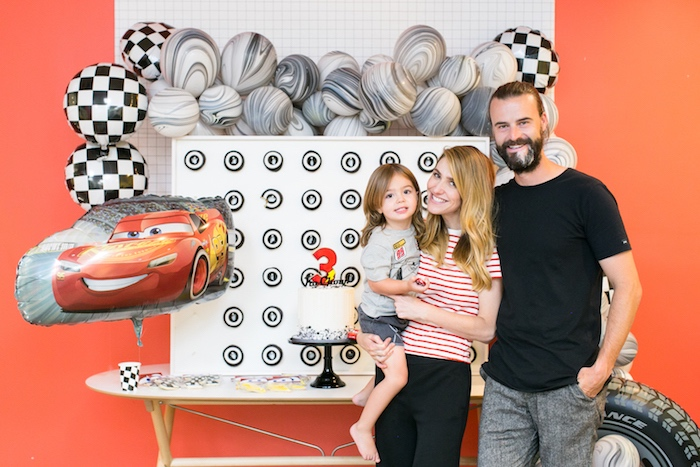 Cars 3 Birthday Party on Kara's Party Ideas | KarasPartyIdeas.com (3)