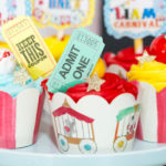 Circus Birthday Party on Kara's Party Ideas | KarasPartyIdeas.com (2)