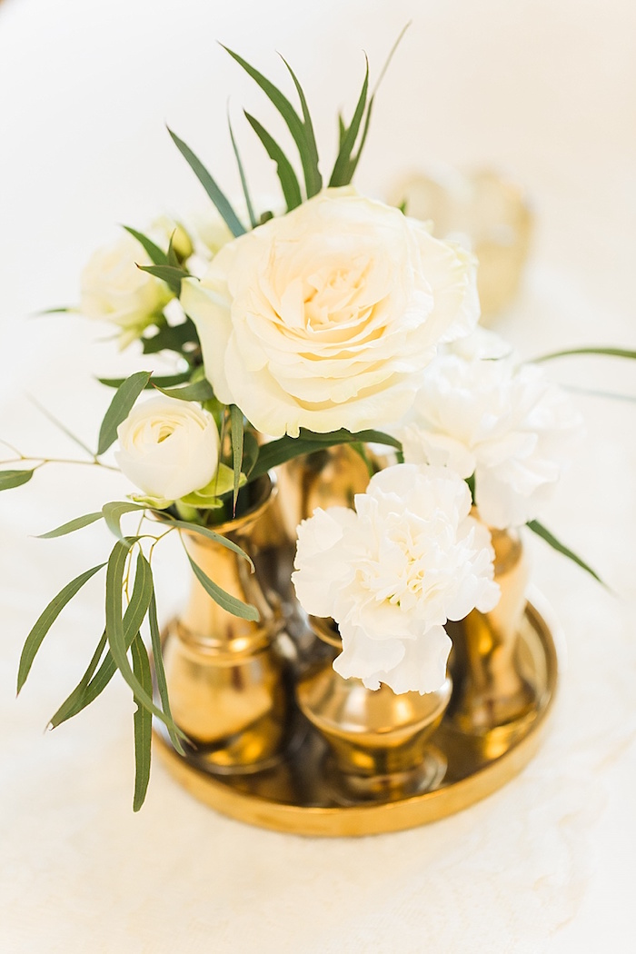 Blooms from an Elegant Spring Anniversary Party on Kara's Party Ideas | KarasPartyIdeas.com (32)