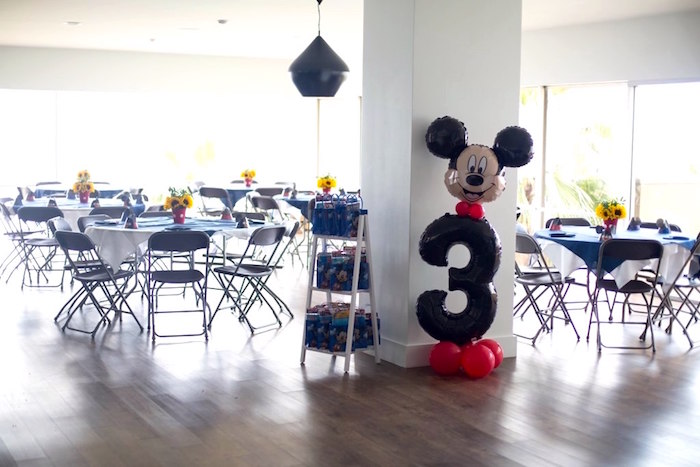 Mickey Mouse Clubhouse Birthday Party on Kara's Party Ideas | KarasPartyIdeas.com (28)