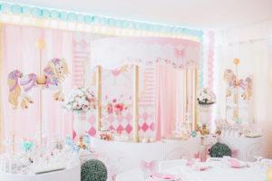 Pastel Carousel Birthday Party on Kara's Party Ideas | KarasPartyIdeas.com (10)