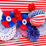 Patriotic Red, White, and Blue Barbecue on Kara's Party Ideas   KarasPartyIdeas.com (2)