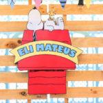 Peanuts + Snoopy Birthday Party on Kara's Party Ideas | KarasPartyIdeas.com (2)