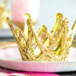 Pink & Gold Princess Party on Kara's Party Ideas | KarasPartyIdeas.com (1)