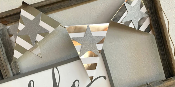 Rustic Twinkle Star Gender Reveal Baby Shower on KARA'S PARTY IDEAS | KarasPartyIdeas.com (2)