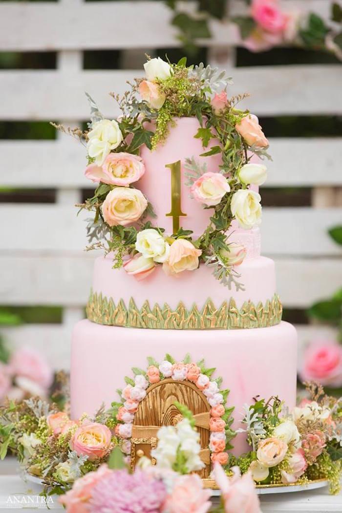 Decoration Ideas For Fairy Cakes