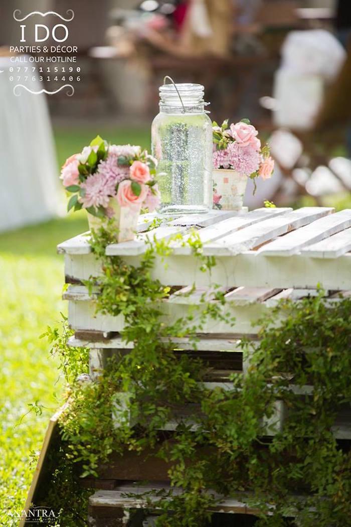 Secret Garden Birthday Party on Kara's Party Ideas   KarasPartyIdeas.com (9)