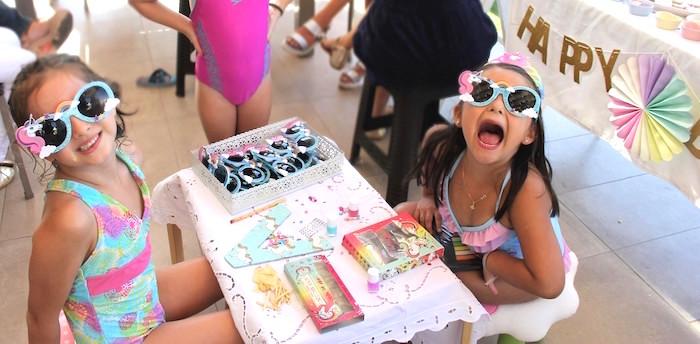 Summer Unicorn Birthday Party on Kara's Party Ideas | KarasPartyIdeas.com (23)