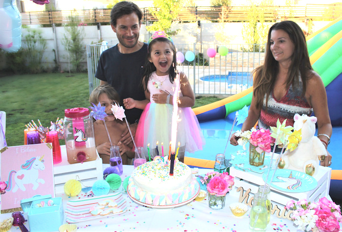 Summer Unicorn Birthday Party on Kara's Party Ideas | KarasPartyIdeas.com (21)