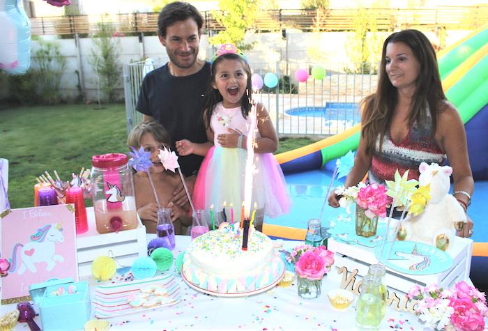 Summer Unicorn Birthday Party on Kara's Party Ideas | KarasPartyIdeas.com (21)