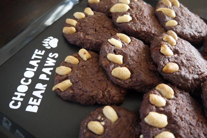 Bear Claw Cookies from a Superhero Bear Birthday Party on Kara's Party Ideas | KarasPartyIdeas.com (19)