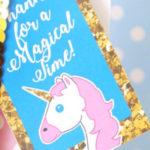 Unicorn Slumber Party on Kara's Party Ideas   KarasPartyIdeas.com (3)