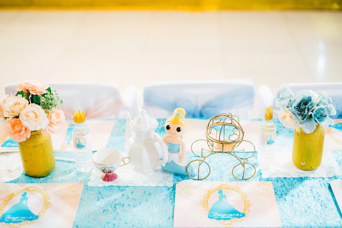 cinderella as a baby karas party ideas vintage cinderella birthday party karas