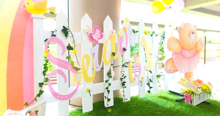 You Are My Sunshine Birthday Party on Kara's Party Ideas | KarasPartyIdeas.com (2)