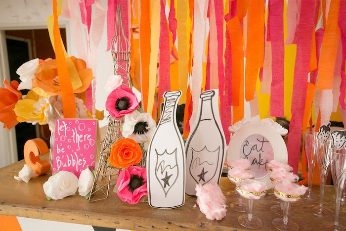 """Let Them Eat Cake"" Birthday Party on Kara's Party Ideas | KarasPartyIdeas.com (14)"