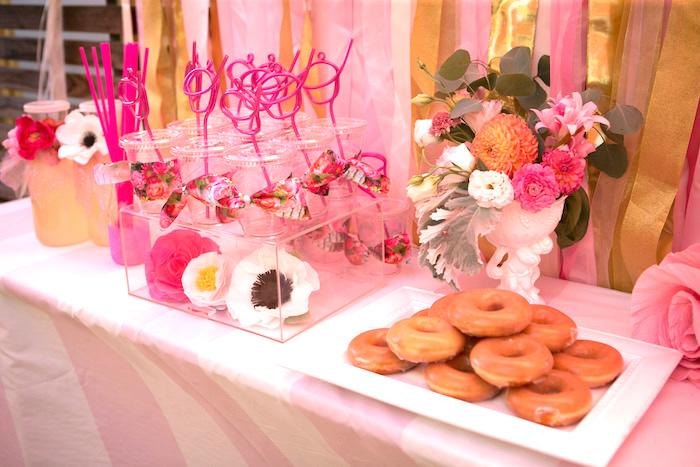 """Let Them Eat Cake"" Birthday Party on Kara's Party Ideas | KarasPartyIdeas.com (6)"