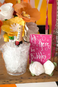 """Let Them Eat Cake"" Birthday Party on Kara's Party Ideas   KarasPartyIdeas.com (4)"