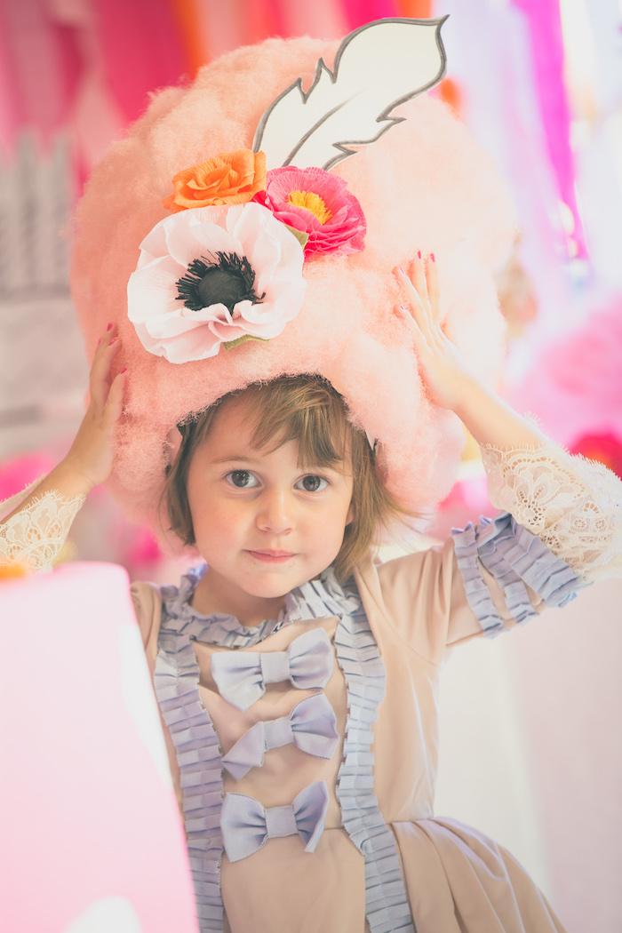 """Let Them Eat Cake"" Birthday Party on Kara's Party Ideas | KarasPartyIdeas.com (2)"
