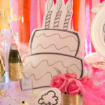 """Let Them Eat Cake"" Birthday Party on Kara's Party Ideas 