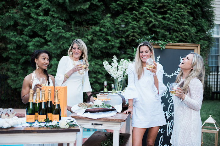 """Love Your Tribe"" Ladies Luncheon Party on Kara's Party Ideas 