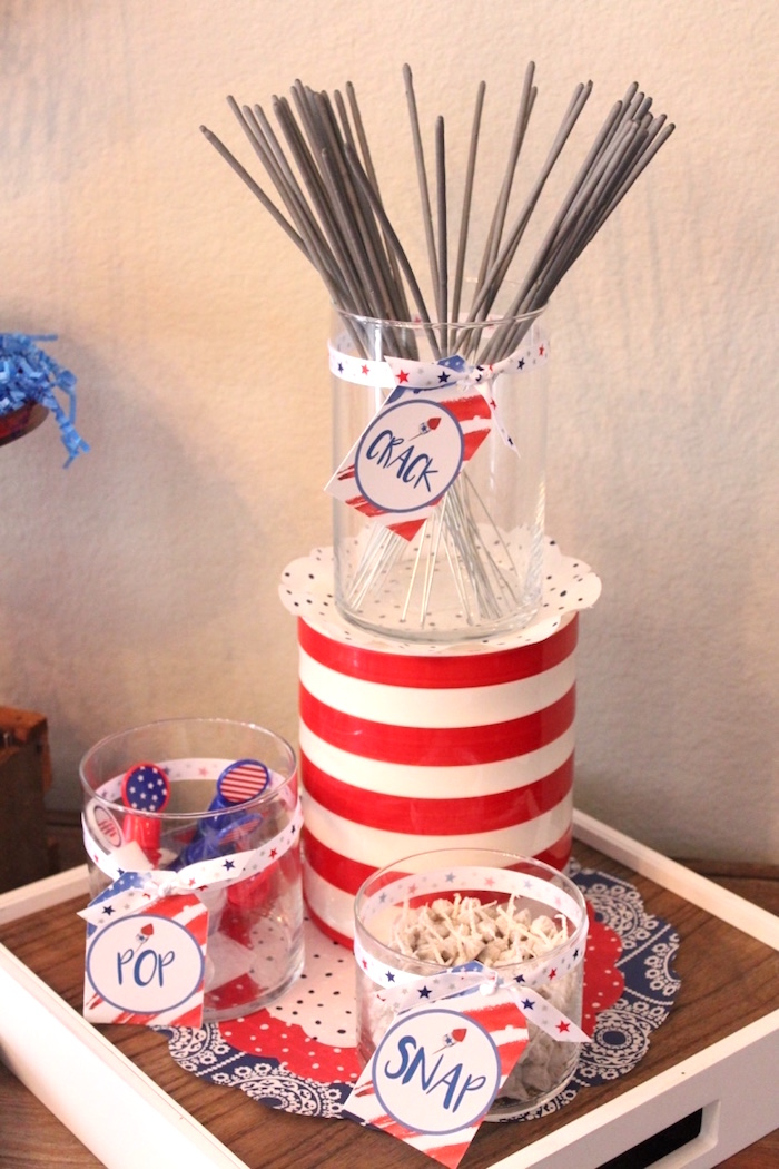 4th of July Party on Kara's Party Ideas | KarasPartyIdeas.com (13)