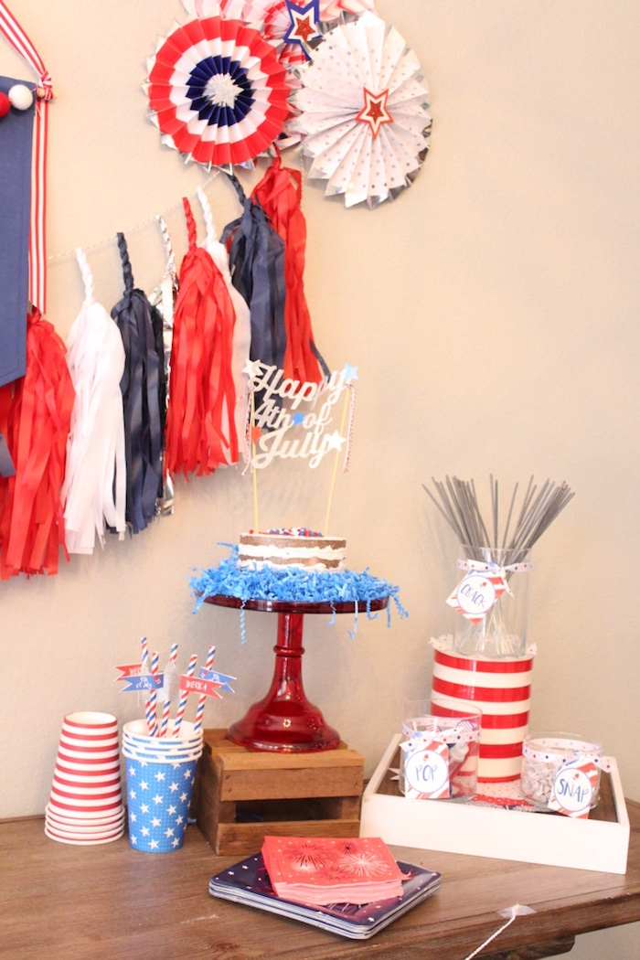 4th of July Party on Kara's Party Ideas | KarasPartyIdeas.com (6)