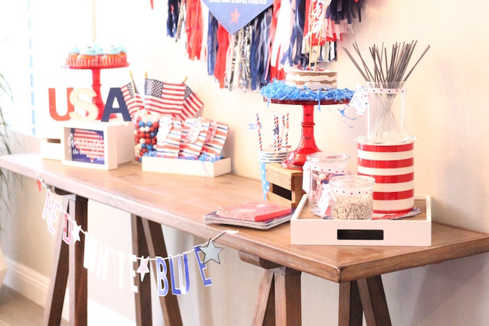 4th of July Party on Kara's Party Ideas | KarasPartyIdeas.com (23)