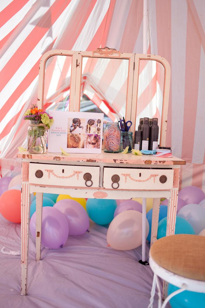 5th Annual County Fair Birthday Party on Kara's Party Ideas | KarasPartyIdeas.com (54)
