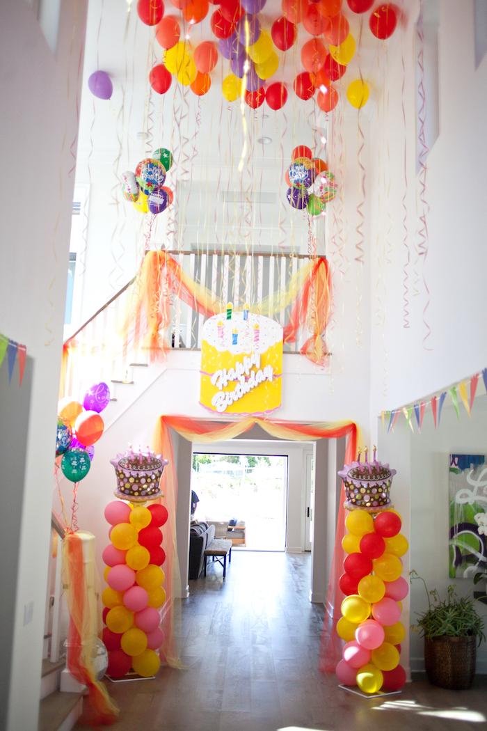 5th Annual County Fair Birthday Party on Kara's Party Ideas | KarasPartyIdeas.com (66)