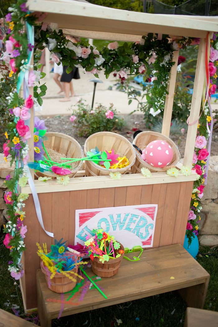 5th Annual County Fair Birthday Party on Kara's Party Ideas | KarasPartyIdeas.com (29)