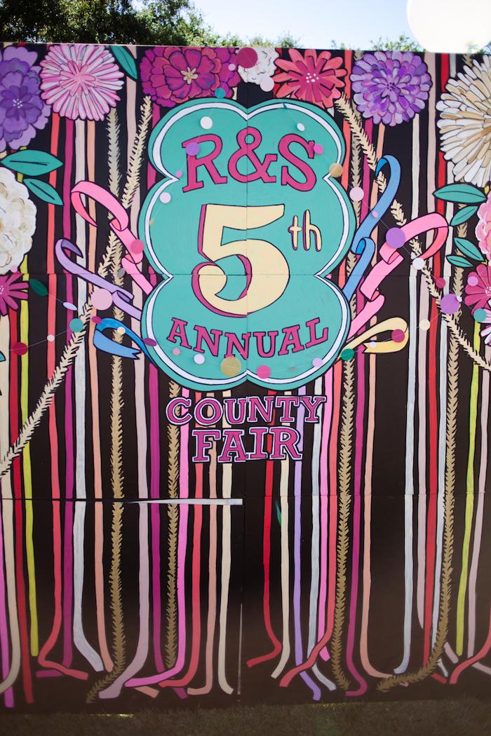 5th Annual County Fair Birthday Party on Kara's Party Ideas | KarasPartyIdeas.com (26)
