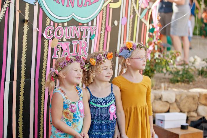 5th Annual County Fair Birthday Party on Kara's Party Ideas | KarasPartyIdeas.com (22)
