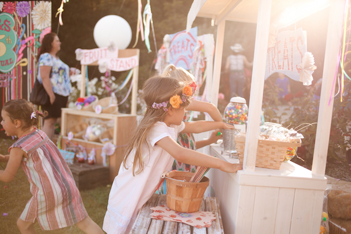 5th Annual County Fair Birthday Party on Kara's Party Ideas | KarasPartyIdeas.com (21)