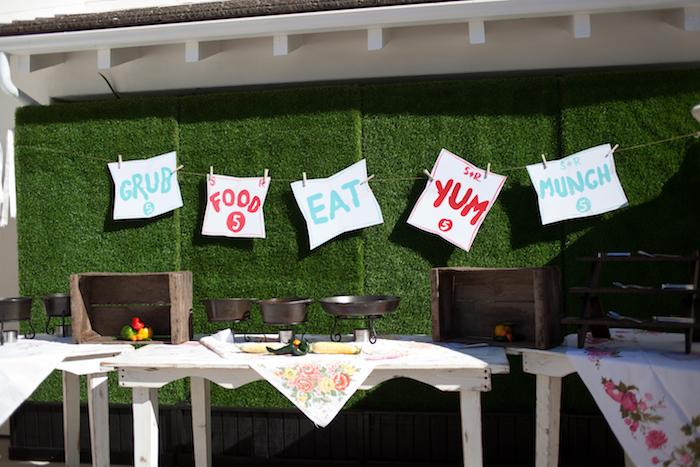 5th Annual County Fair Birthday Party on Kara's Party Ideas | KarasPartyIdeas.com (18)