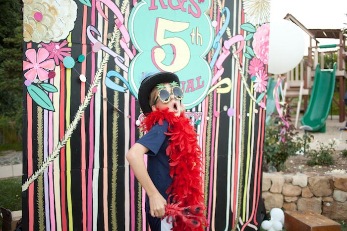 5th Annual County Fair Birthday Party on Kara's Party Ideas | KarasPartyIdeas.com (17)