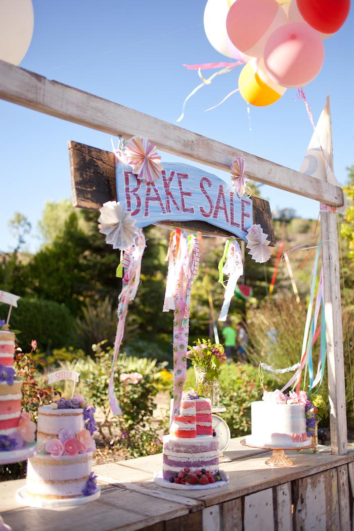 5th Annual County Fair Birthday Party on Kara's Party Ideas | KarasPartyIdeas.com (12)