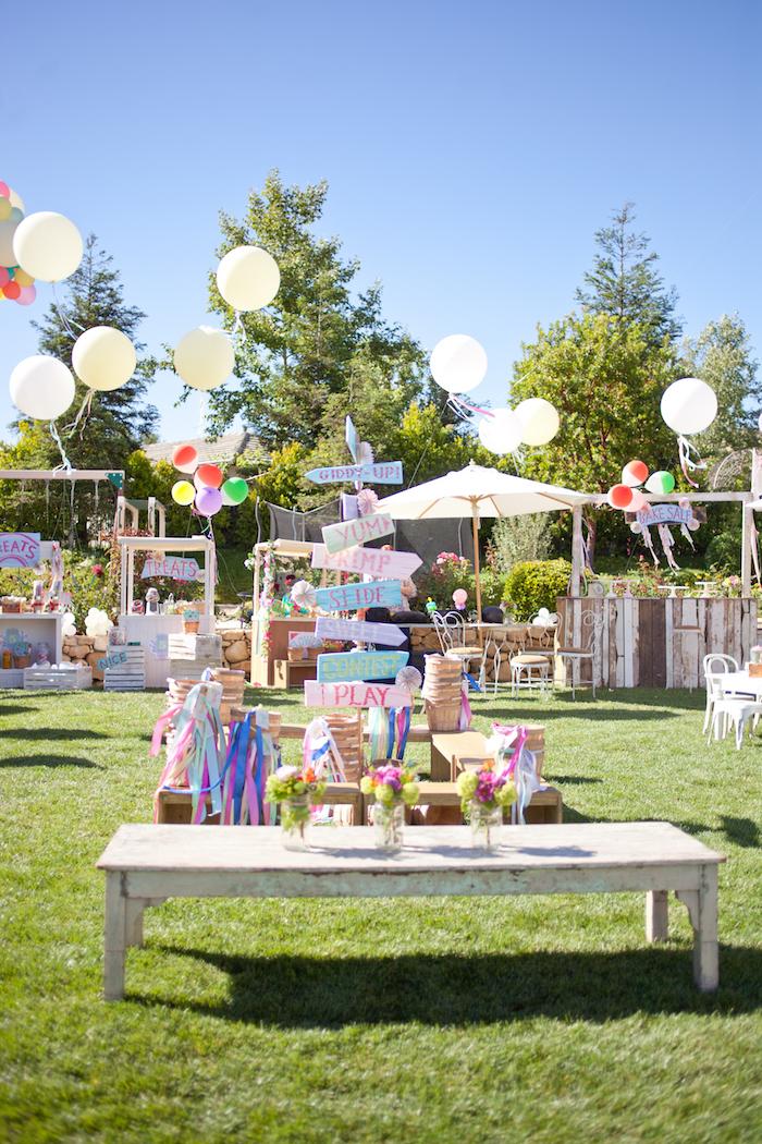 5th Annual County Fair Birthday Party on Kara's Party Ideas | KarasPartyIdeas.com (60)