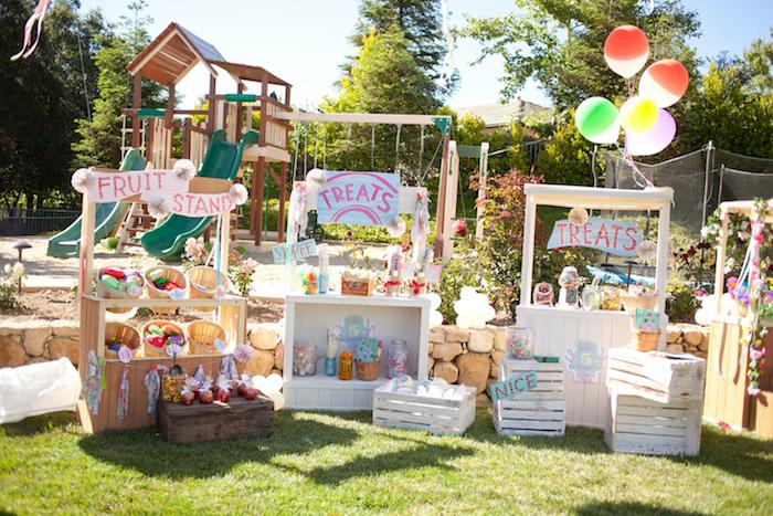 5th Annual County Fair Birthday Party on Kara's Party Ideas | KarasPartyIdeas.com (59)