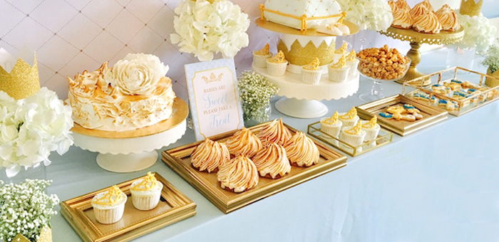 A Royal Baby Shower on Kara's Party Ideas | KarasPartyIdeas.com (3)