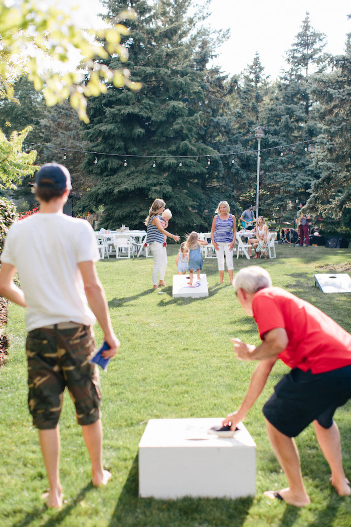 Games from an All American Labor Day Barbecue on Kara's Party Ideas | KarasPartyIdeas.com (18)
