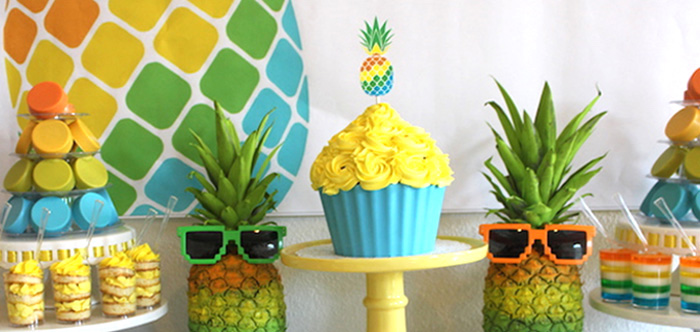 Aloha Summer Party on Kara's Party Ideas | KarasPartyIdeas.com (3)
